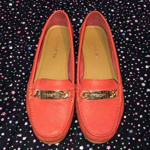 Coach Loafers Size 6.5